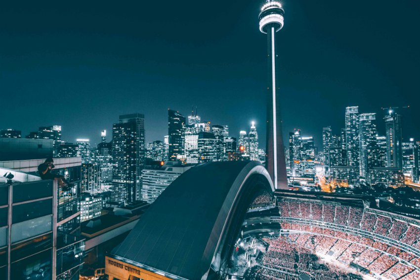 Why are condos doing so well in Toronto?